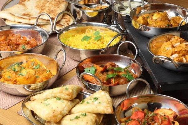 Curry banquet